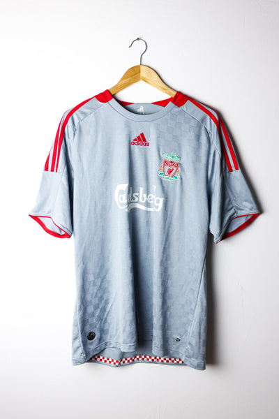 Vintage Liverpool Football Shirt Size XL