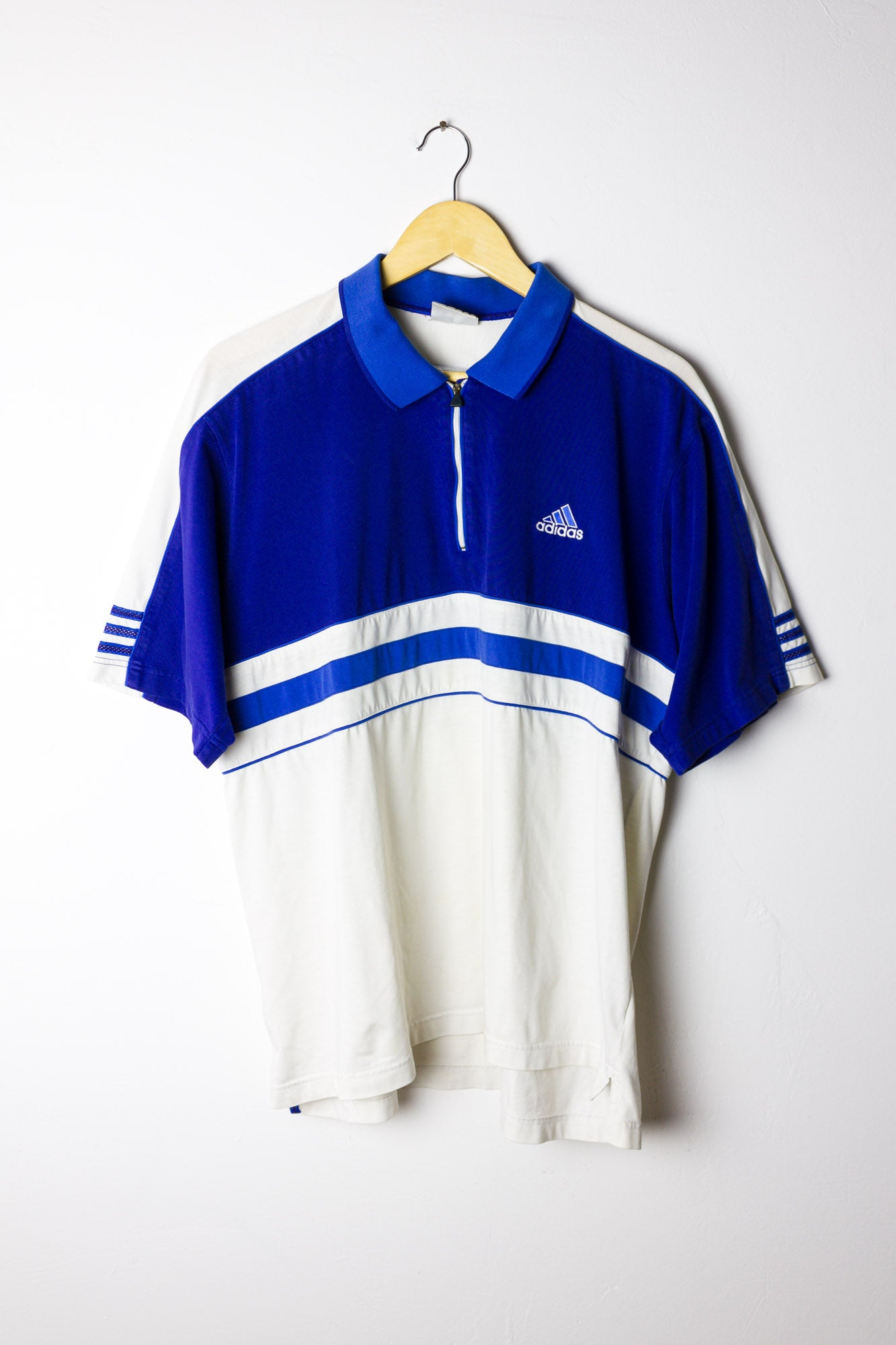 Vintage Adidas Polo Shirt Size L