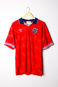 Vintage Umbro Football Shirt Size L