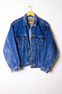 Vintage Levis Denim Jacket Size M