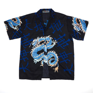 VINTAGE DRAGON SHIRT M