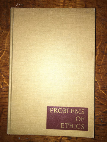 Problems of Ethics