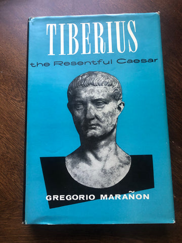 Tiberius: the Resentful Caesar