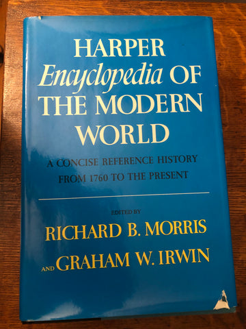 Harper Encyclopedia of the Modern World