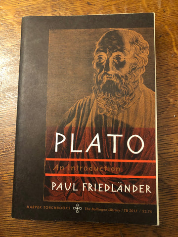 Plato: an Introduction