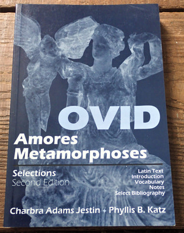Ovid Amores Metamorphoses Selections