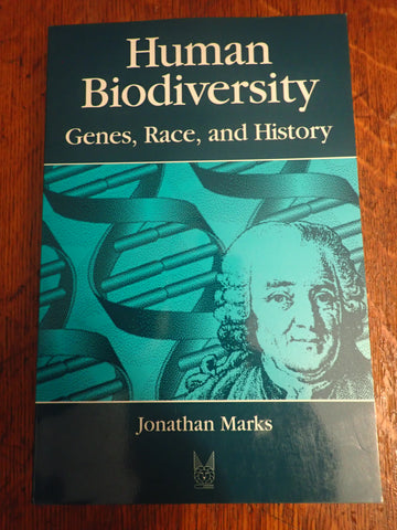 Human Biodiversity: Genes, Race, and History