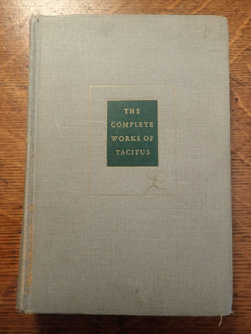 The Complete Works of Tacitus [Modern Library]