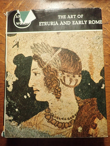 The Art of Etruria and Early Rome