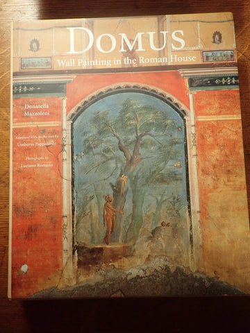 Domus: Wall Painting in the Roman House