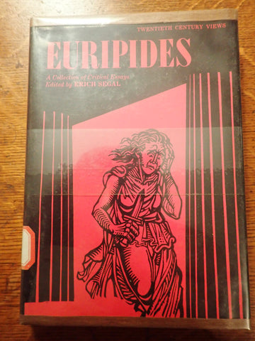 Euripides: A Collection of Critical Essays