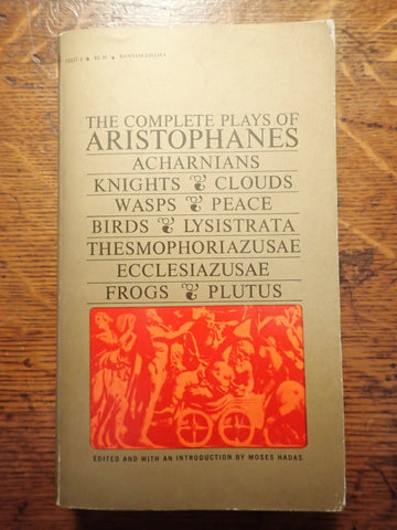 The Complete Plays of Aristophanes