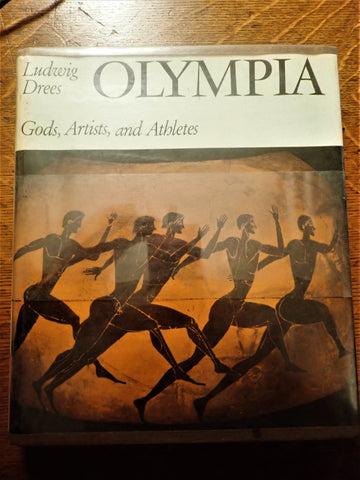 Olympia: Gods, Artists, and Athletes