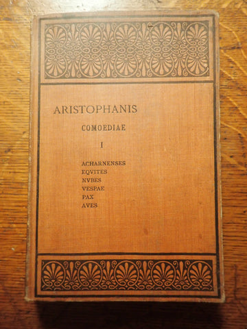 Aristophanis Comoediae Vol. I [Oxford Text]