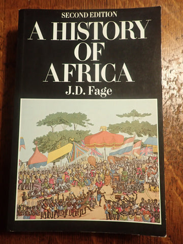 A History of Africa [Second Edition]