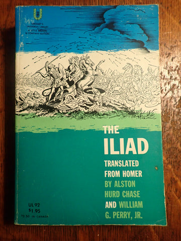 The Iliad of Homer [Chase/Perry]
