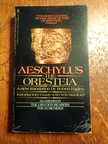 Aeschylus: The Oresteia [Fagles]