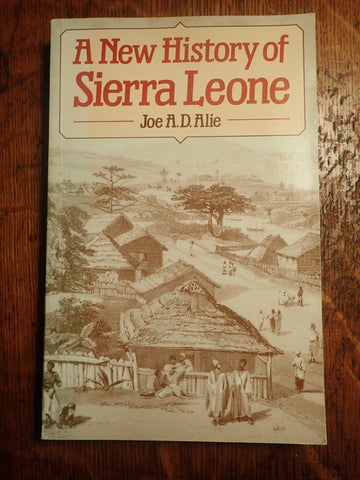 A New History of Sierra Leone