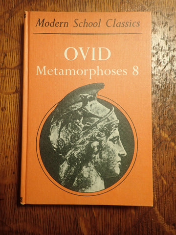Ovid Metamorphoses 8