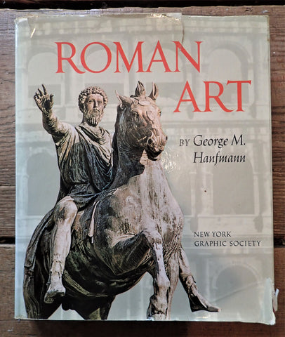 Roman Art: A Modern Survey of the Art of Imperial Rome