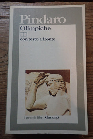 Pindar's Olympic Odes (Olimpiche)