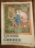 "Tourism in Greece: An Almanac Published by ""Hellenews"" 1965"