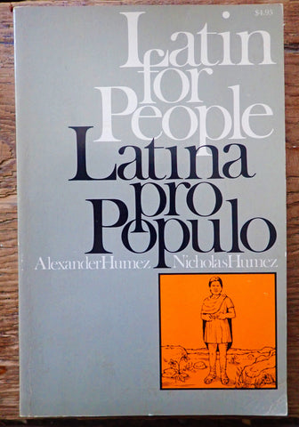Latin for People: Latina pro Populo