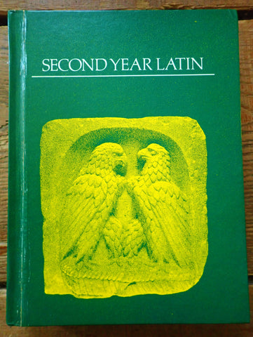 Jenney's Second Year Latin, 1979 Edition