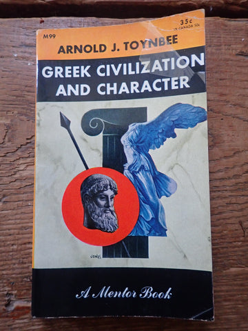 Greek Civilization and Character