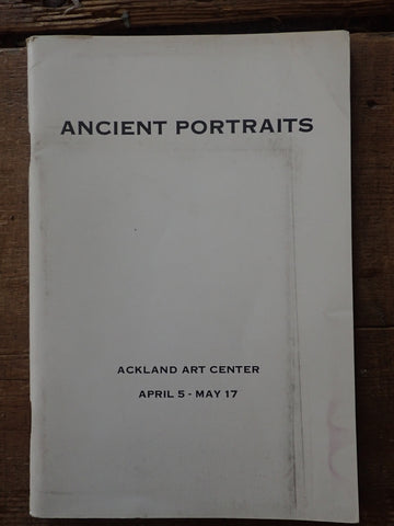 Ancient Portraits