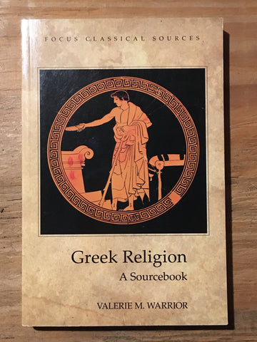 Greek Religion: A Sourcebook
