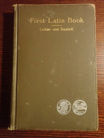 First Latin Book