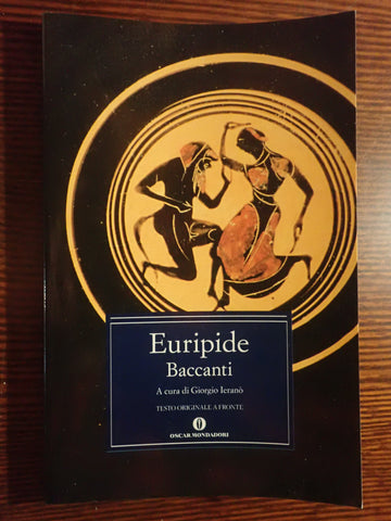 Baccanti (Euripides' Bacchae)