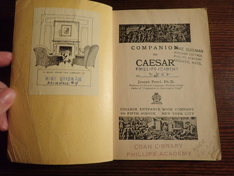 Companion to Caesar