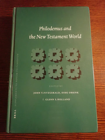 Philodemus and the New Testament World