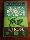 Religion in Greece and Rome