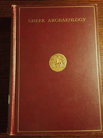 A Handbook of Greek Archaeology