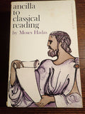 Ancilla to Classical Reading