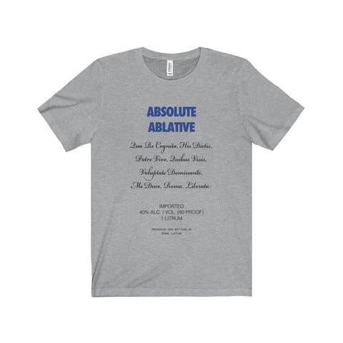 Absolute Ablative