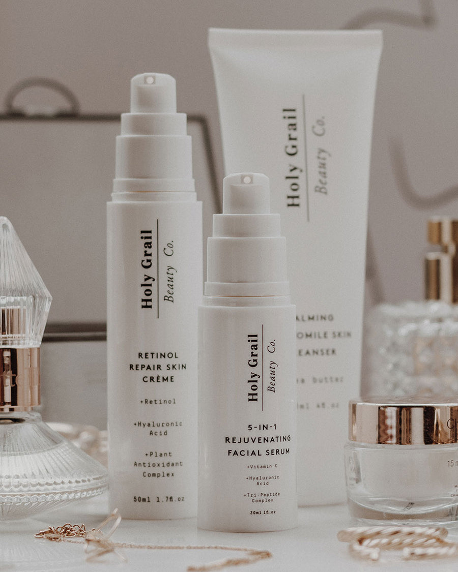 Holy Trio Skincare Set