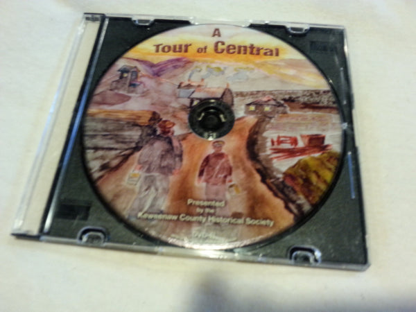DVD  A Tour of Central