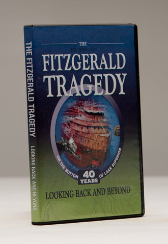DVD Fitzgerald Tragedy