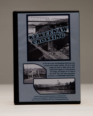 DVD Keweenaw Crossing