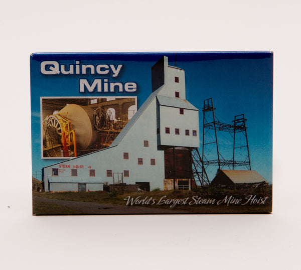 Quincy Mine Magnet