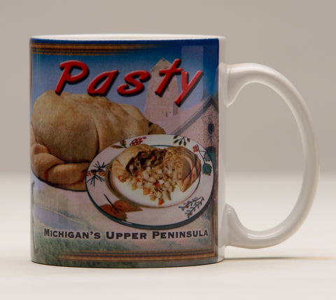 Coffee Mug / Pasty