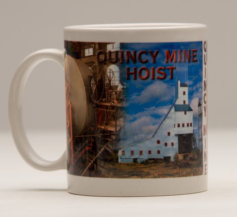 Coffee Mug / Quincy Mine