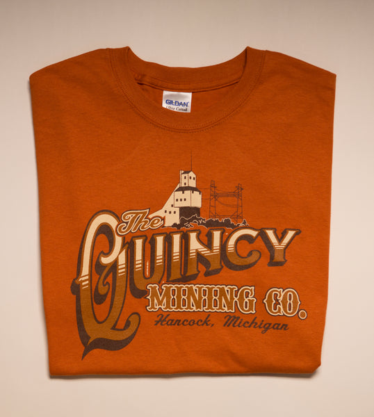 Youth Short Sleeve T-Shirt/Texas Orange/Small