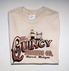 Quincy Mining Co./Adult Short Sleeve T-Shirt
