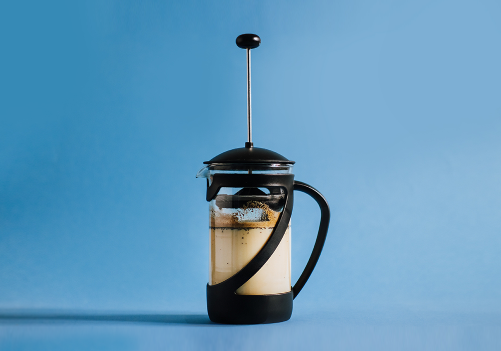 The evolution of the coffee pot