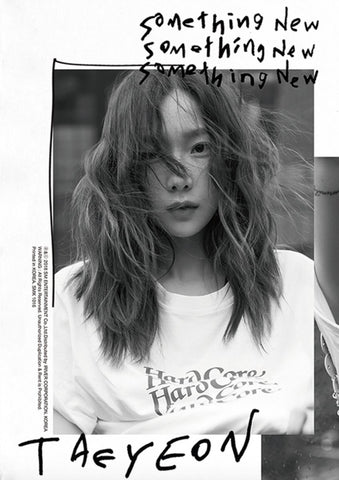 Image result for taeyeon something new album